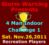 4 Man Indoor Challenge