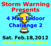 4 Man Indoor Challenge 2