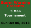3 Man Tournament