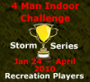 4 Man Indoor Challenge Series