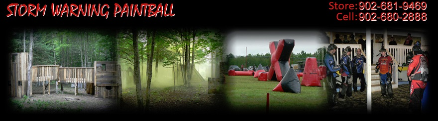 Storm Warning Paintball